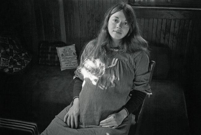 Christine Godden. 'Joanie pregnant' 1972
