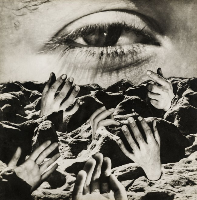 Grete Stern. 'The Eternal Eye' c. 1950
