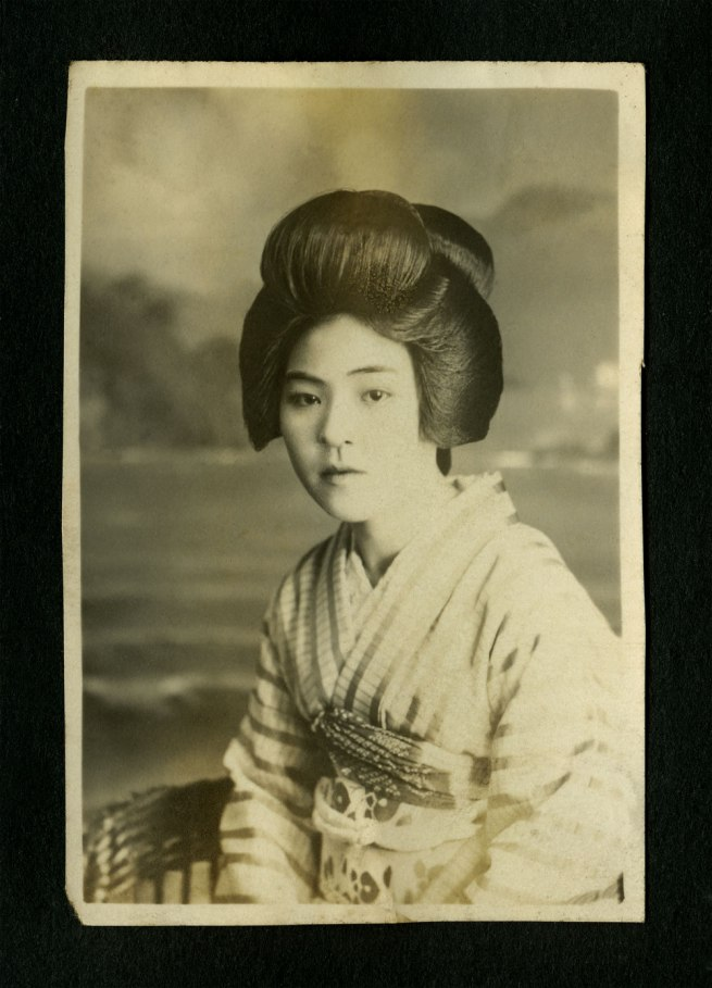 Anonymous. 'Untitled' from a Japanese family photography album c. 1920-30s