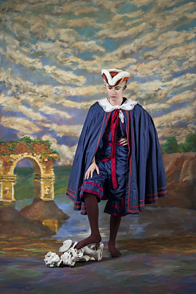 Polixeni Papapetrou. 'The Antiquarian' 2014