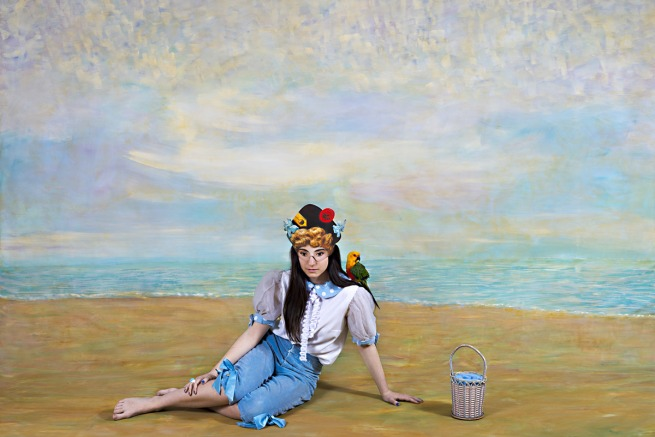 Polixeni Papapetrou. 'The Day Dreamer' 2014