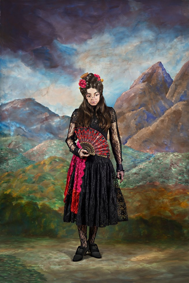 Polixeni Papapetrou. 'The Duchess' 2014