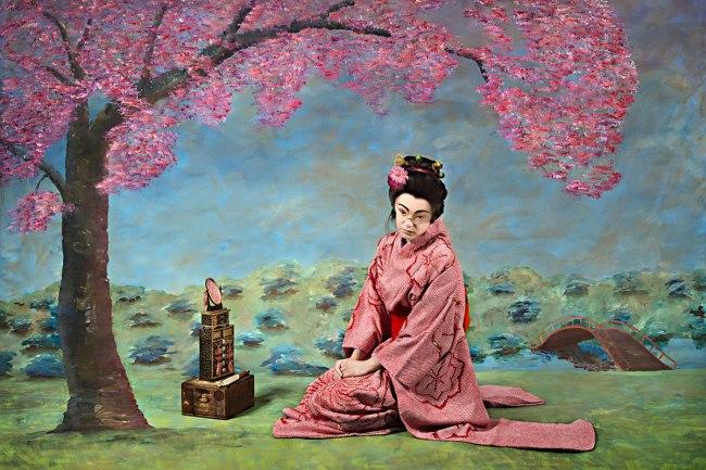 Polixeni Papapetrou. 'The Orientalist' 2014