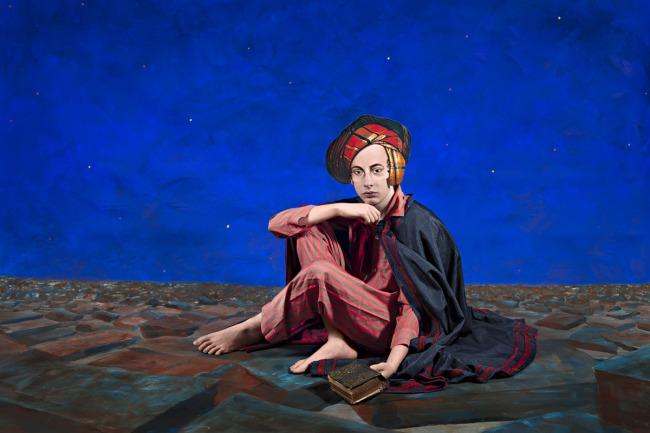 Polixeni Papapetrou. 'The Poet' 2014