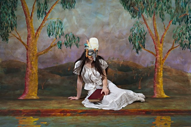 Polixeni Papapetrou. 'The Storyteller' 2014