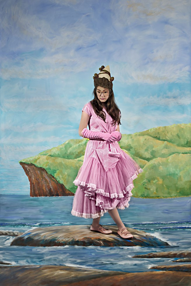 Polixeni Papapetrou. 'The Summer Clown' 2014