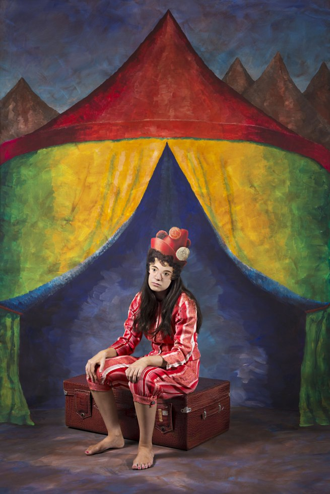 Polixeni Papapetrou. 'The Troubadour' 2014