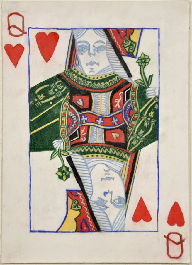 Lisa Reid. 'Queen of hearts' 2010