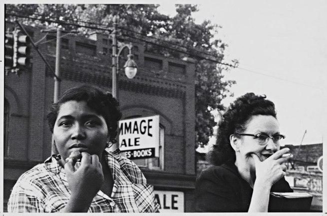 Robert Frank. 'Detroit' 1955