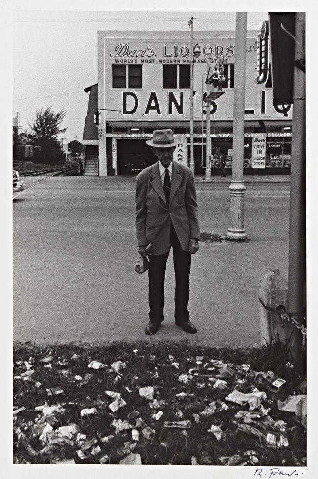 Robert Frank. 'Miami' 1955