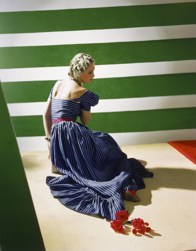 Horst P. Horst. 'Dress by Hattie Carnegie' 1939