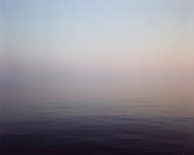 Joel Meyerowitz. 'Bay Sky, Provincetown, Massachusetts' 1985