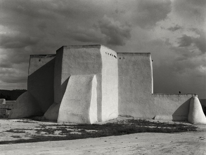 Paul Strand. 'Church, Ranchos de Taos, New Mexico' 1931