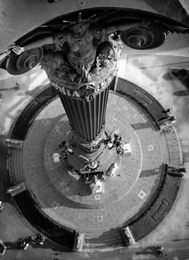 Francesc Català-Roca. 'Monumento a Colón' (Columbus Monument) 1949 / Posthumous print, 2003