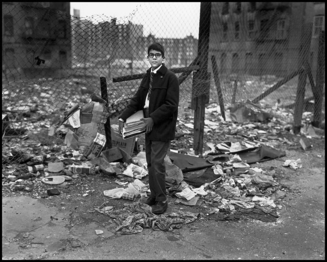 Bruce Davidson. 'Untitled', from 'East 100th Street' 1966-68
