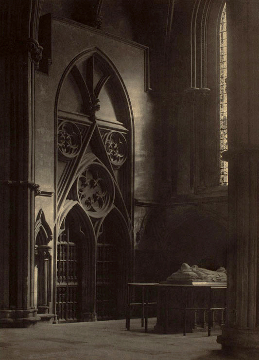 Frederick H. Evans. '