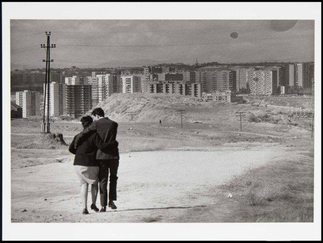 Francisco Ontañón (Barcelona, Spain, 1930 - Madrid, Spain, 2008) 'Sans Titre (Madrid)' (No Title [Madrid]) 1964-65 / Posthumous print, 2013
