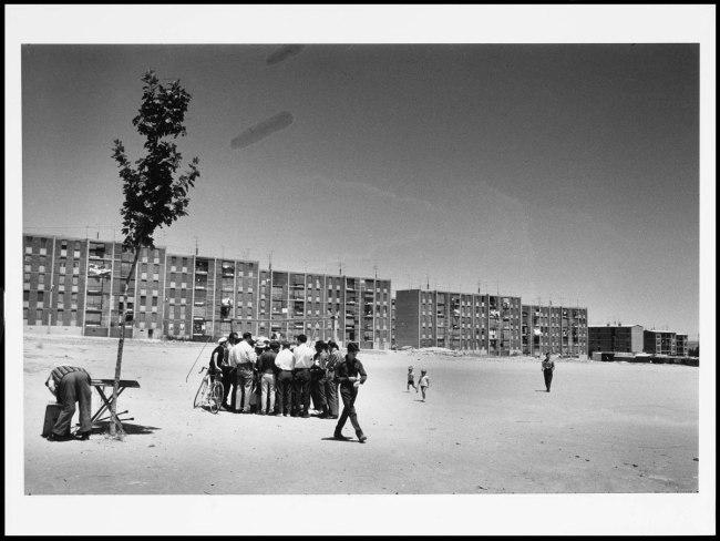 Francisco Ontañón (Barcelona, Spain, 1930 - Madrid, Spain, 2008) 'Sans Titre (Madrid)' (No Title [Madrid]) 1964 / Posthumous print, 2013