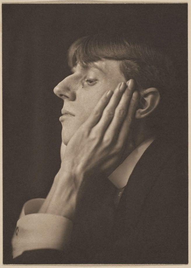 Frederick H. Evans. 'Aubrey Beardsley' 1894