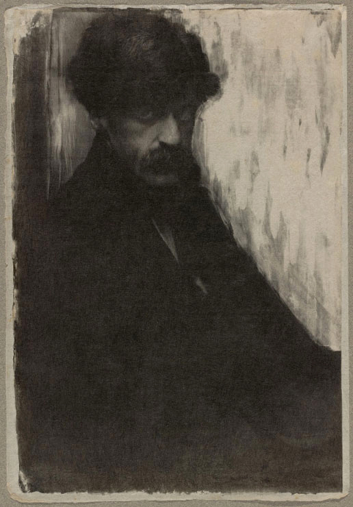 Gertrude Käsebier. 'Alfred Stieglitz' 1902