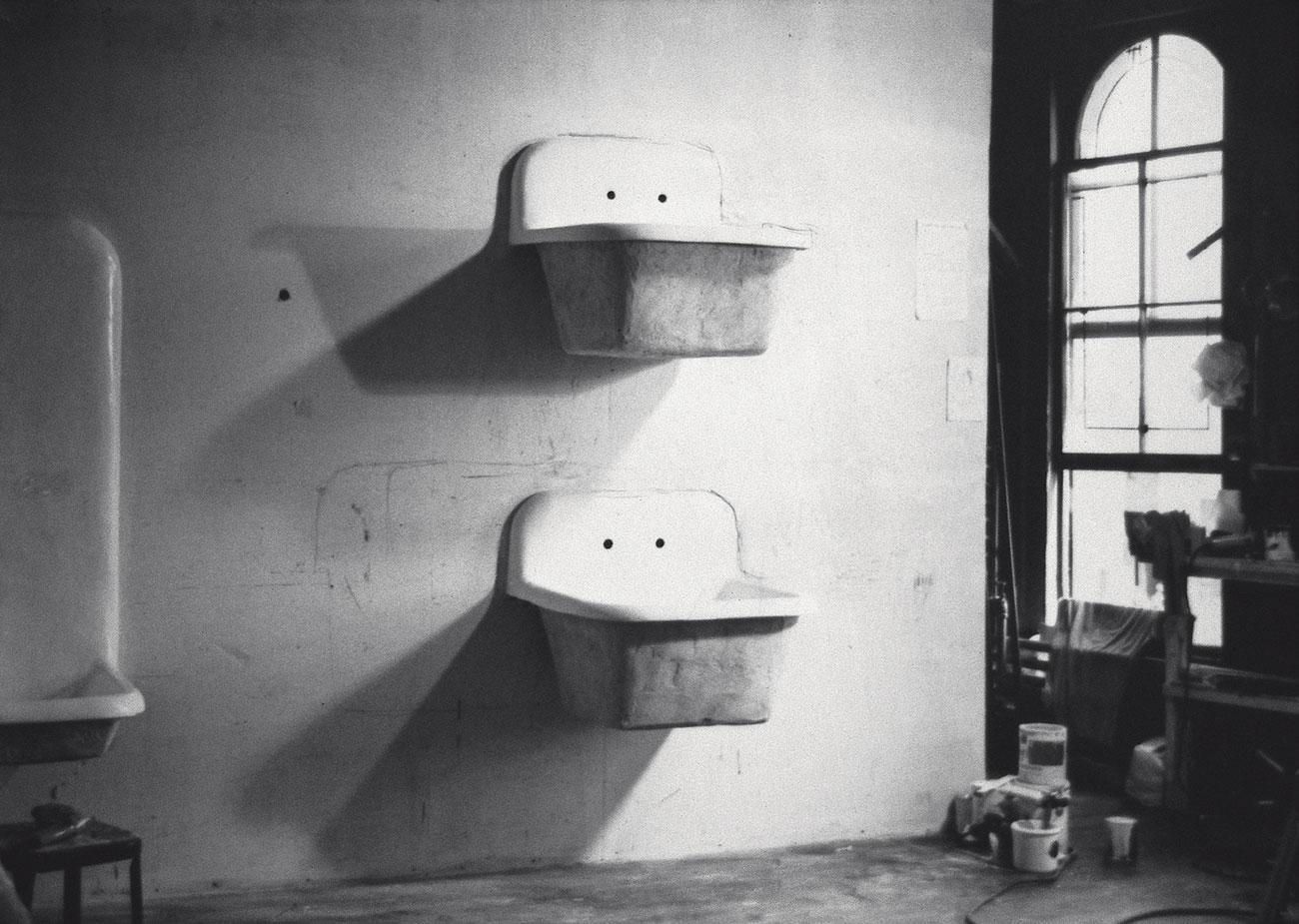 Sink Enamel Paint Robert Gober The Ascending Sink Art Blart