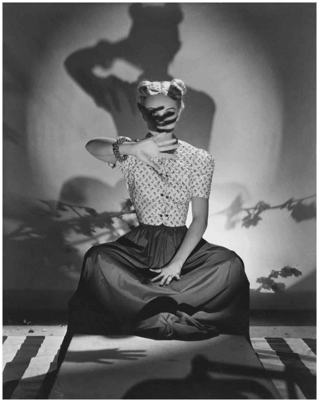 Horst P.Horst. 'Bunny Hartley' Vogue, 1938