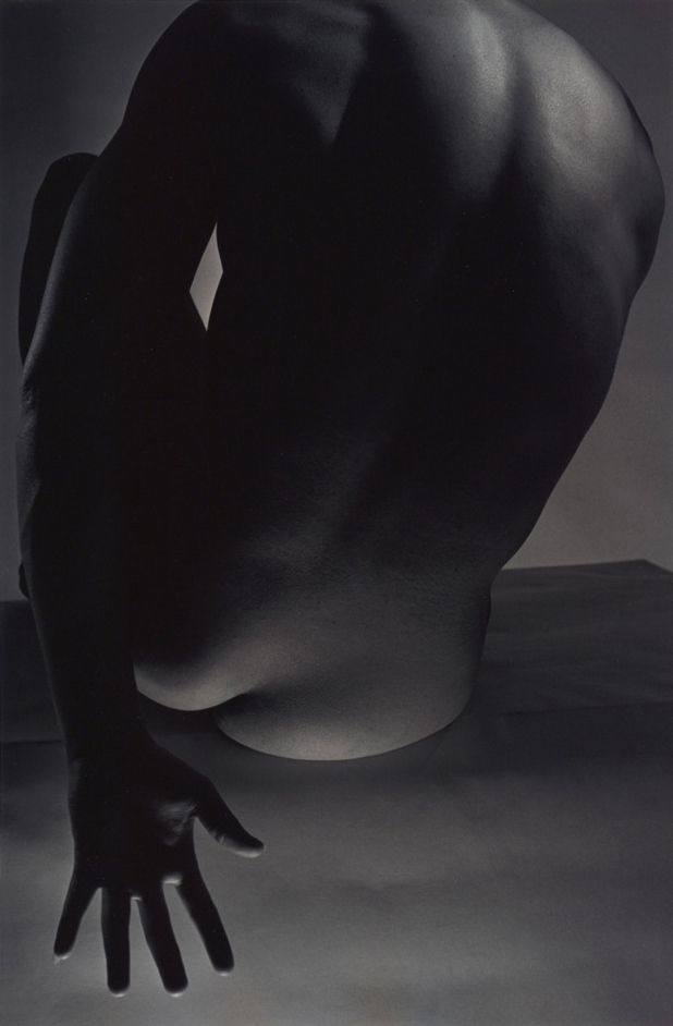 Horst P. Horst. 'Male Nude #3' 1952, printed 1980s