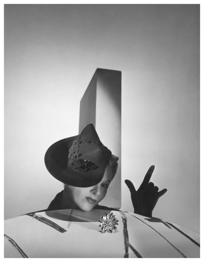 "Horst P. Horst. 'Lisa Fonssagrives ""I Love You""' 1937"