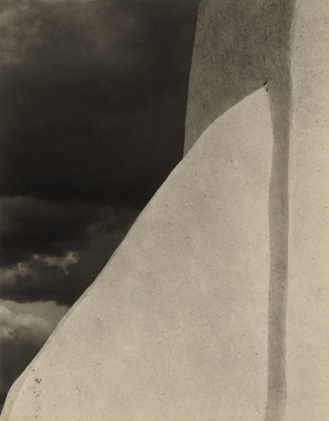 Paul Strand. 'Church, Ranchos de Taos, New Mexico' 1931