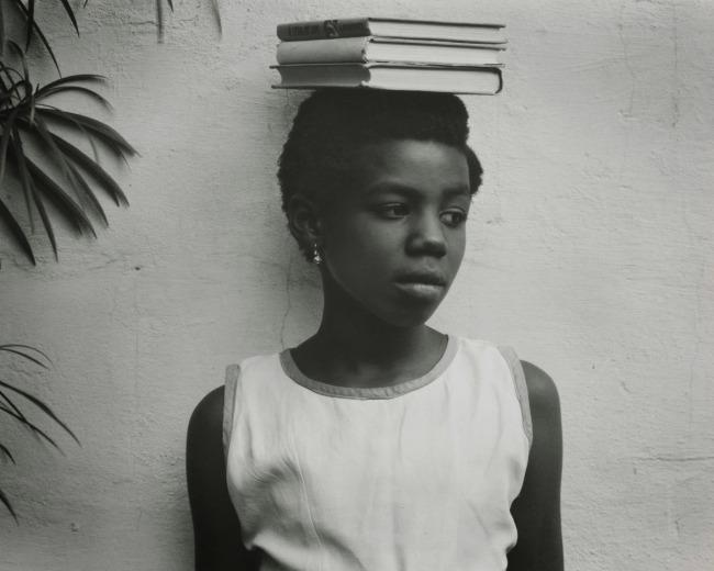 Paul Strand. 'Anna Attinga Frafra, Accra, Ghana' 1964