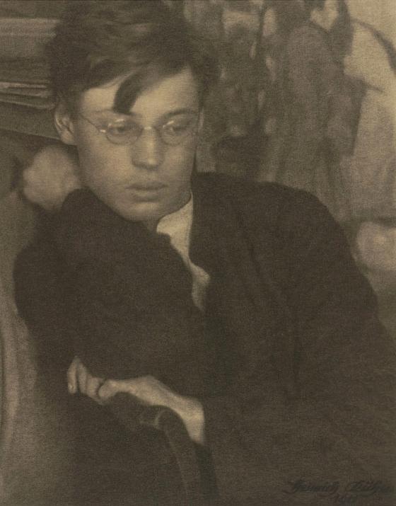 Heinrich Kühn. 'Walther Kühn' 1911
