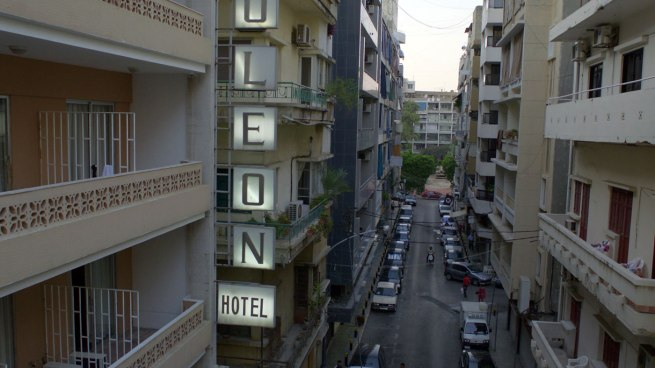 Mark Lewis, Still from 'Beirut' 2011