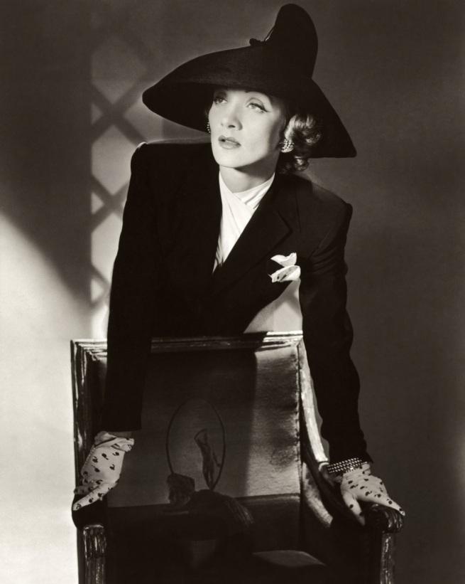 Horst P. Horst. 'Marlene Dietrich, New York' 1942