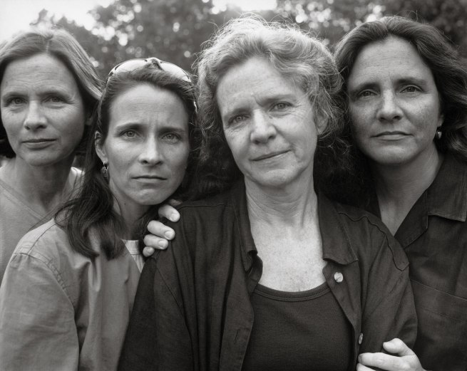 Nicholas Nixon. 'The Brown Sisters, Brookline, Massachusetts' 1999