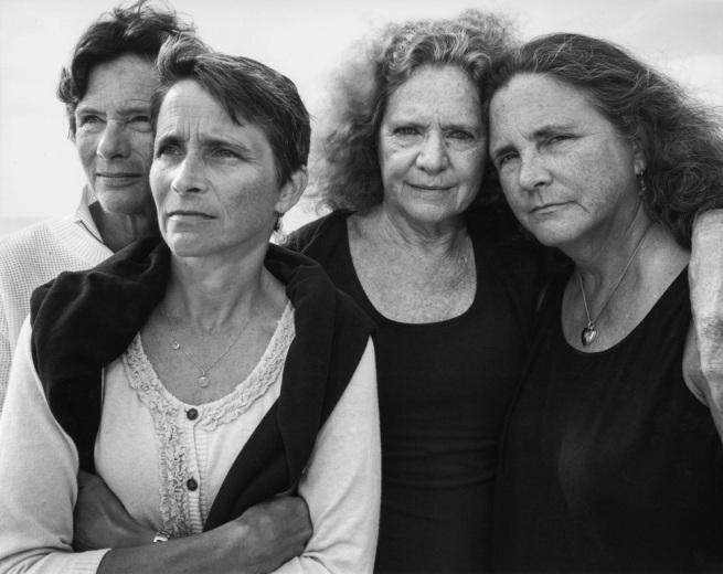 Nicholas Nixon. 'The Brown Sisters, Truro, Mass.' 2011