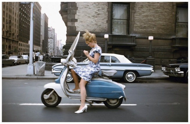 Joel Meyerowitz. 'New York City' 1965