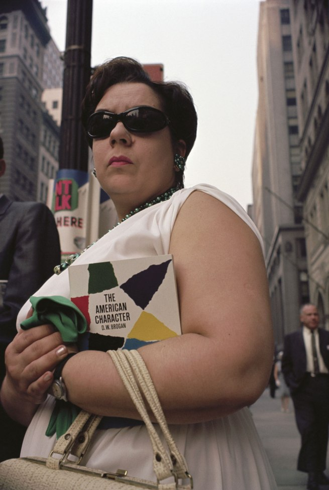Joel Meyerowitz. 'New York City' 1963