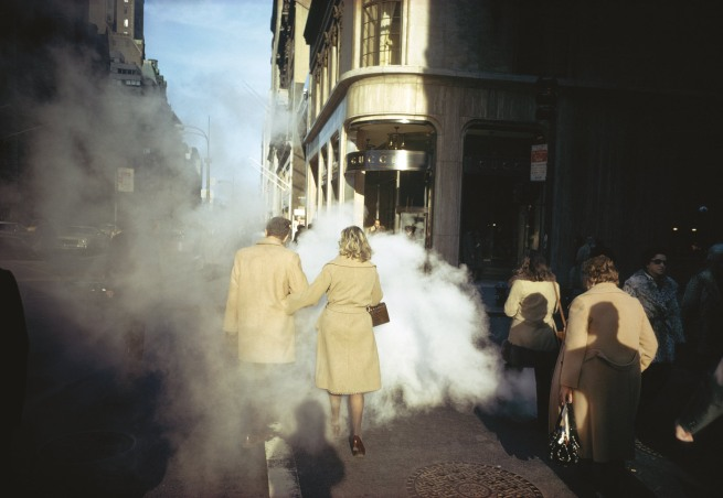 Joel Meyerowitz. 'New York City' 1975