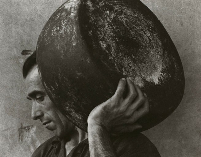 Paul Strand. 'Parmesan, Luzzara' 1953