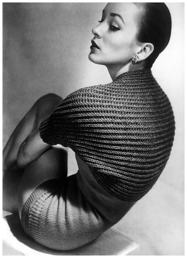 Horst P. Horst. 'Outfit by Tina Leser' Vogue, April 1950