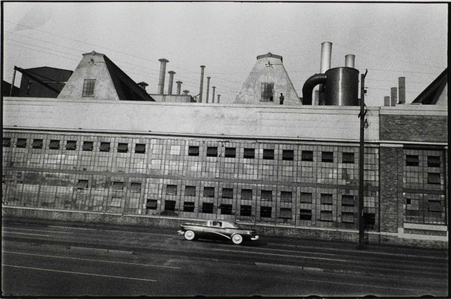 Robert Frank. 'Ford River Rouge Plant' 1955