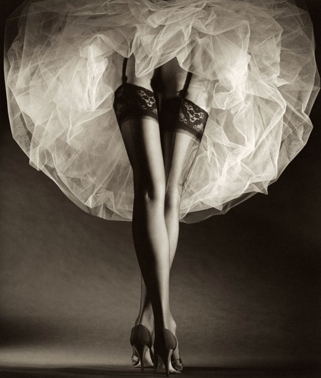 Horst P. Horst. 'Round the Clock, New York' 1987