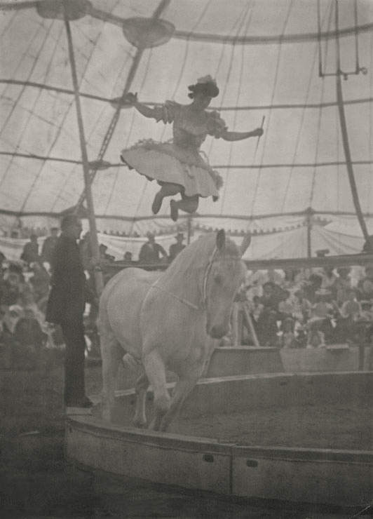 Harry C. Rubincam. 'The Circus' 1905