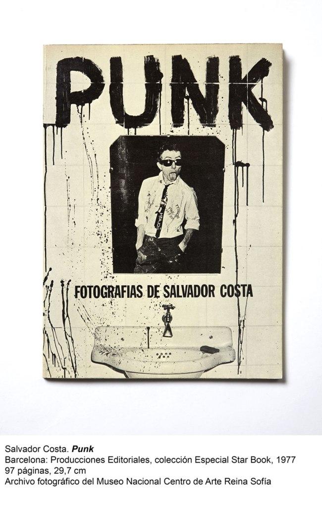 Salvador Costa i Valls. 'Punk' Barcelona: Producciones Editoriales, colección Especial Star Book 1977