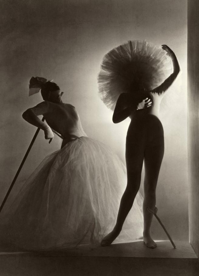 Horst P. Horst. 'Salvador Dali's costumes for Leonid Massine's ballet 'Bacchanale'' 1939