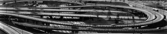 Art Sinsabaugh. 'Chicago Landscape #117' 1966