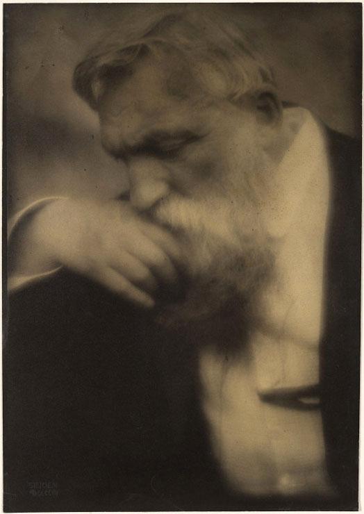 Edward Steichen. 'Rodin' 1907