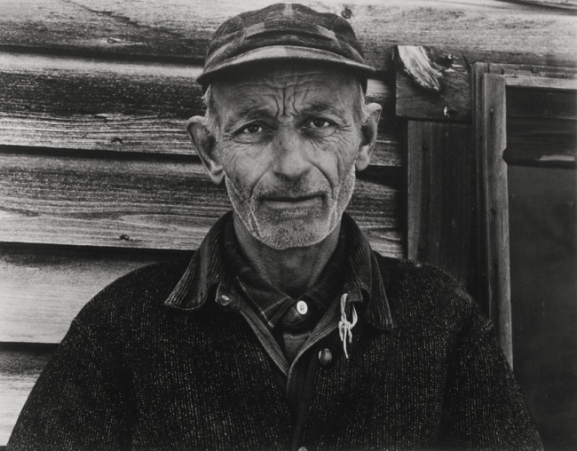 Paul Strand. 'Mr. Bennett, East Jamaica, Vermont' 1944