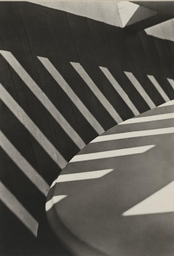 Paul Strand. 'Abstraction, Porch Shadows' 1916