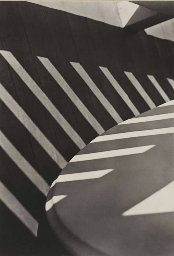 Paul Strand. 'Abstraction, Porch Shadows' 1916